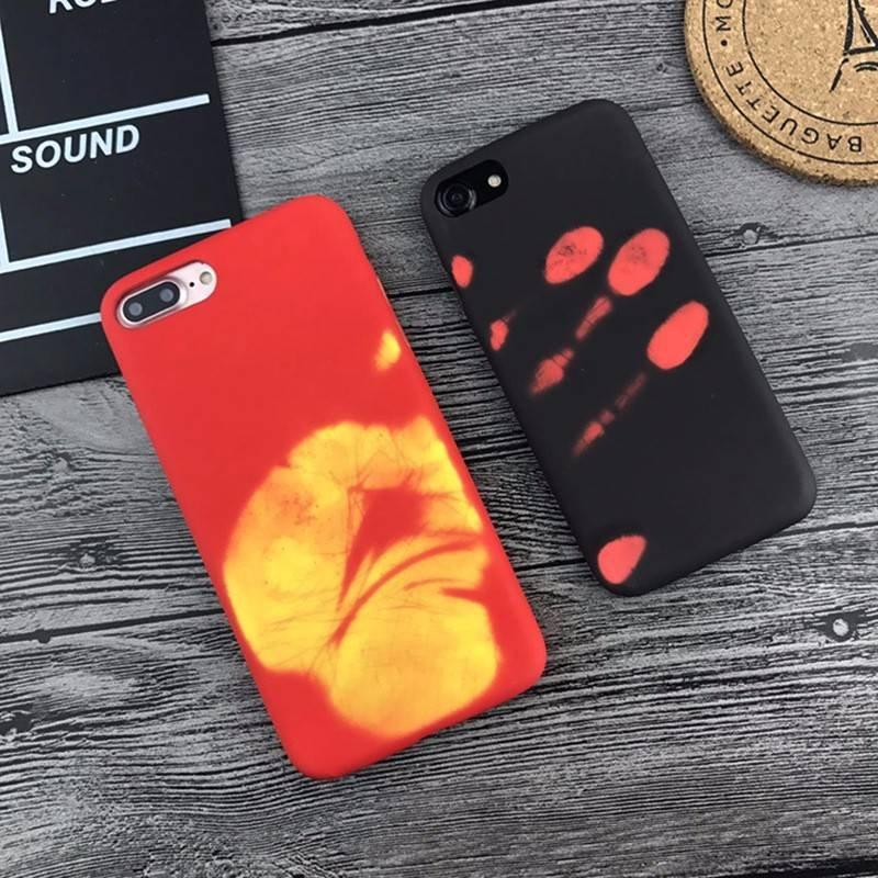 Victor Thermo Phone Case for iPhone 7