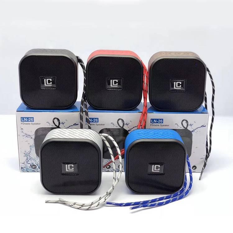 Altavoz Bluetooth portátil de alta calidad para viajes