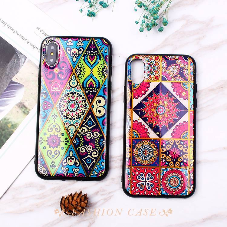 Custom Design Shinning Glitter Phone Case Wholesale