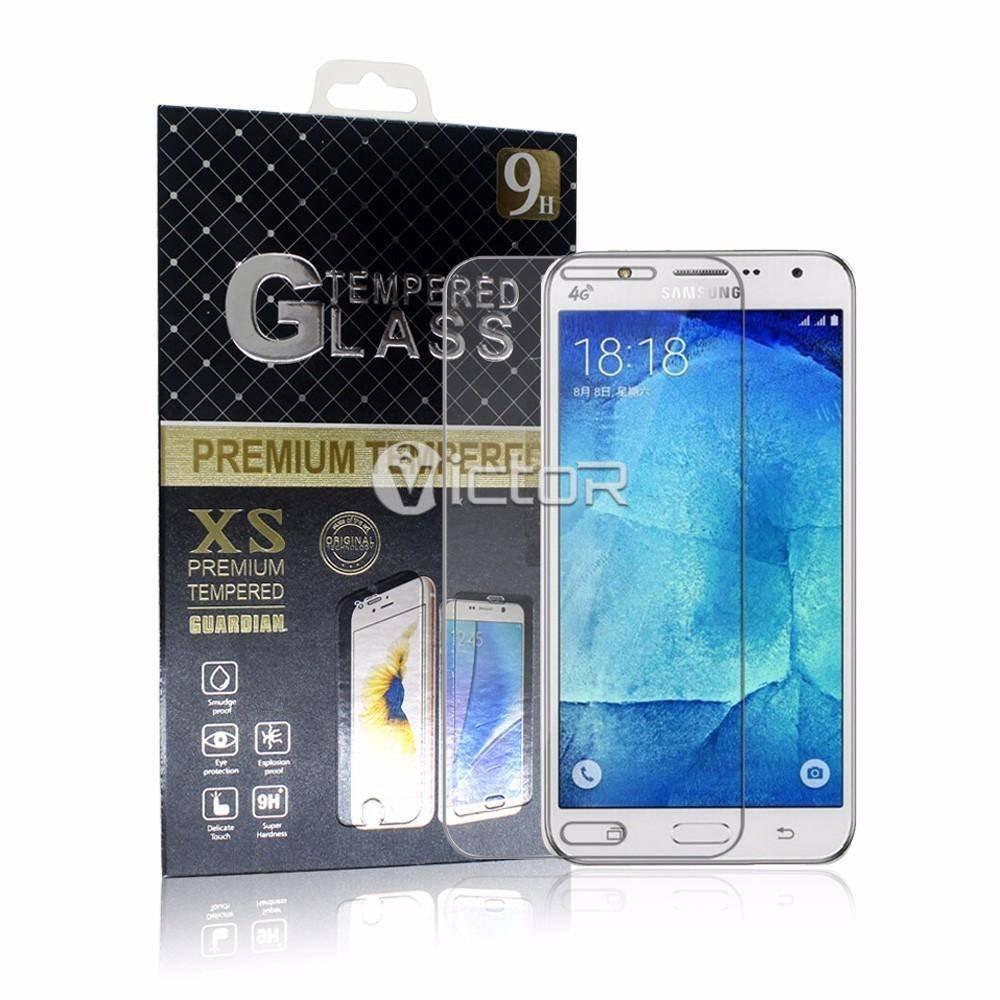 Victor Samsung Galaxy J7 Mejor Protector de Pantalla de Vidrio Temperado