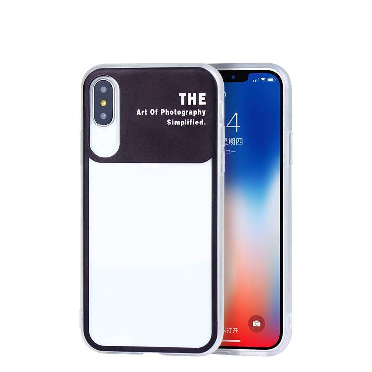 Estuche super fino de TPU para iPhone XS al por mayor