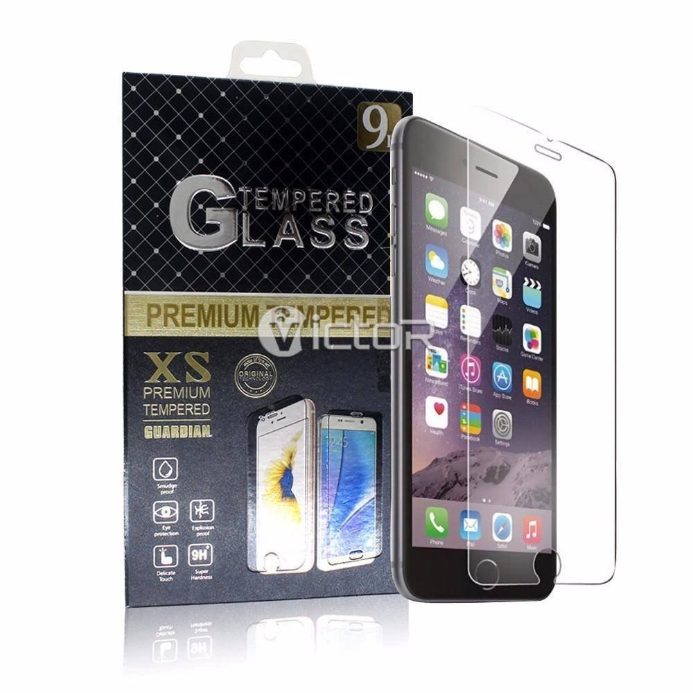 Victor confiable y Timeproof iPhone 6s protector de pantalla de cristal