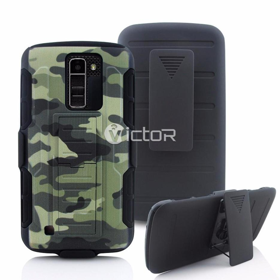 Victor 3in1 Useful LG K10 Protective Robot Phone Case