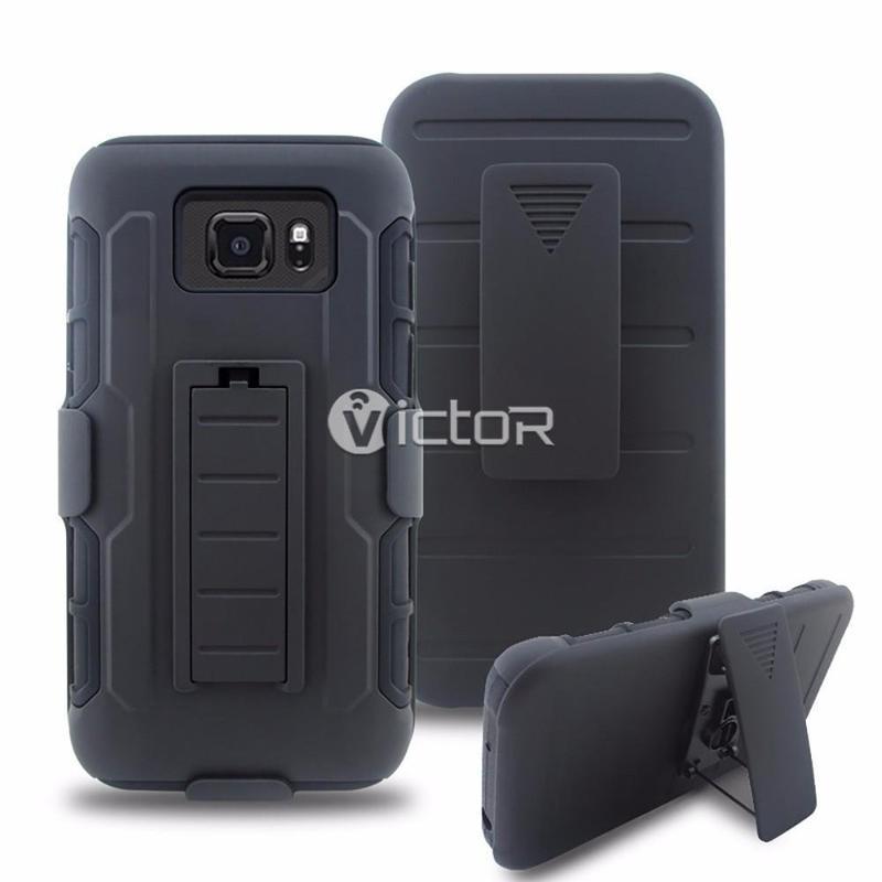 Victor multifunción Samsung S7 Robot de teléfono con cubierta posterior