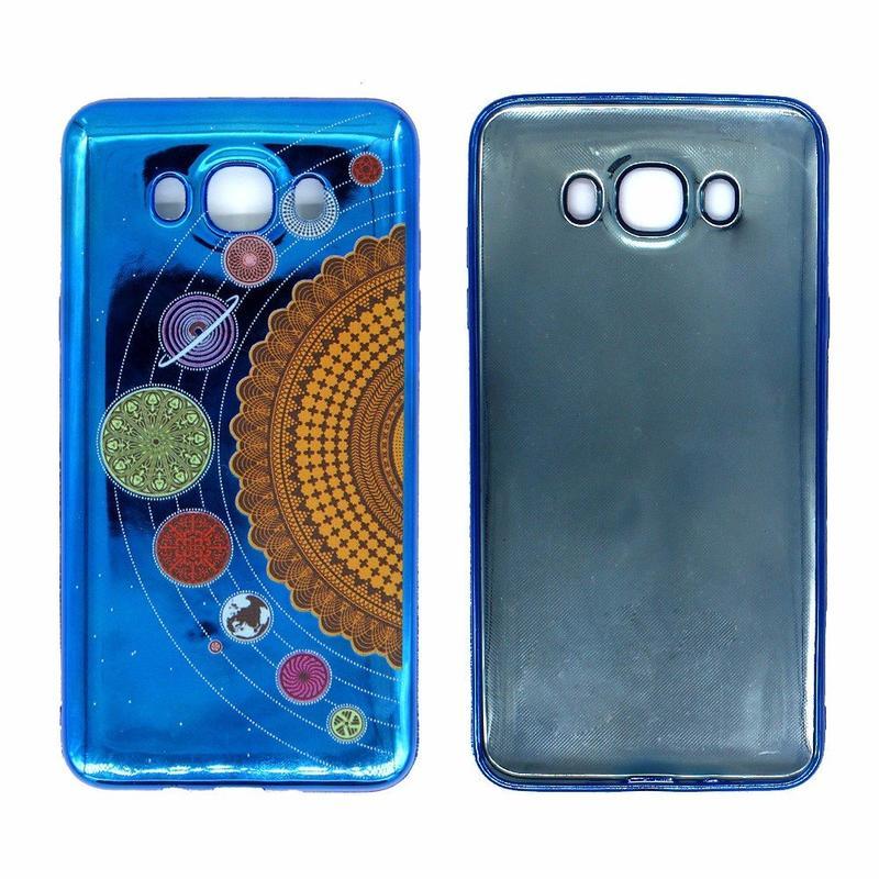 Victor electrochapado genial Samsung Galaxy A5 caso