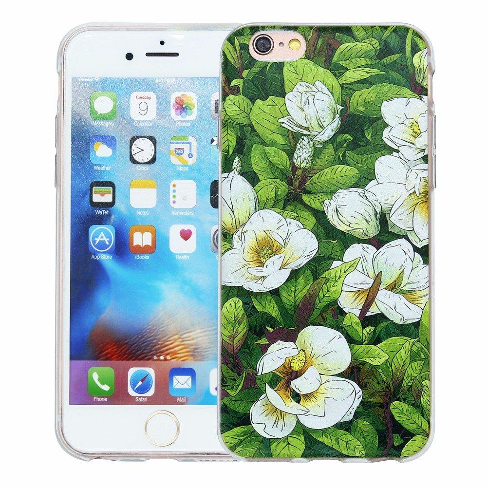 Victor Painted TPU iPhone 6 Plus Phone Cases