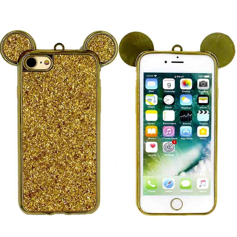 Victor Pretty and Glittering Wholesale iPhone 7 Cell Phone Case