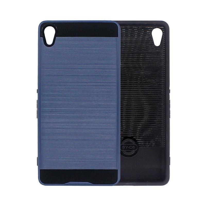 Fiber Drawing Cool Huawei P10 Combo Case