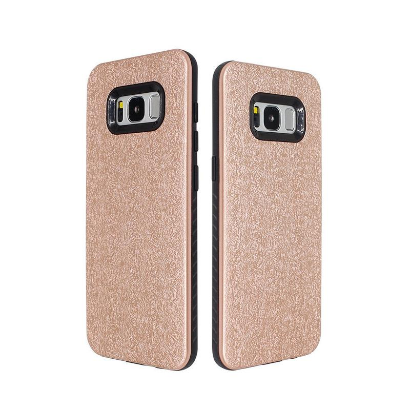 Silk Pattern Combo Case for Samsung Galaxy S8
