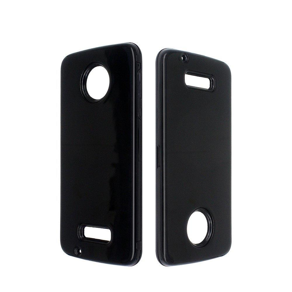 Stealth Stand TPU Protector Phone Case for Moto Z