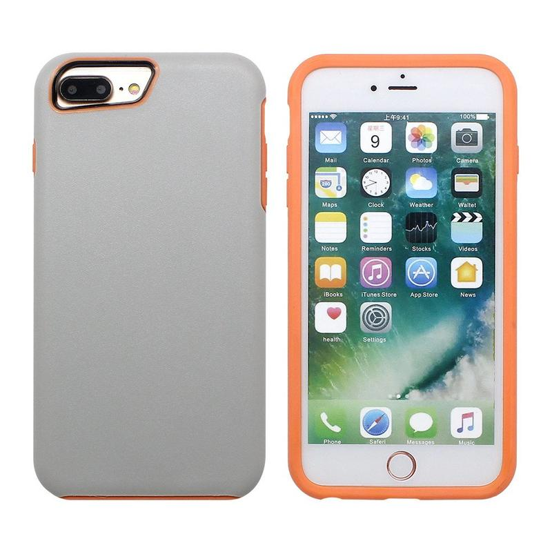 Inseparable PC + TPU Combo caso para el iPhone 7 Plus