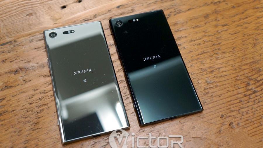 Sony Xperia XZ Premium - sony smartphone - 1