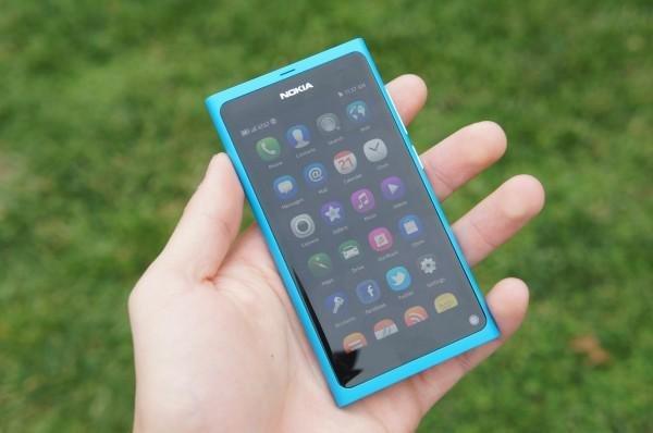nokia n9 - nokia smartphone - smartphone manufacturer - 1