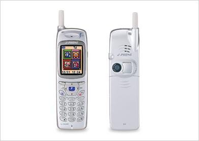 sharp j-sh04 mobile phone - mobile phone with camera - sharp mobile phone - 1