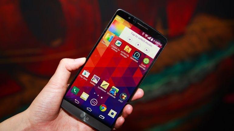 LG G3 smartphone - smartphone with camera - LG smartphone - 1