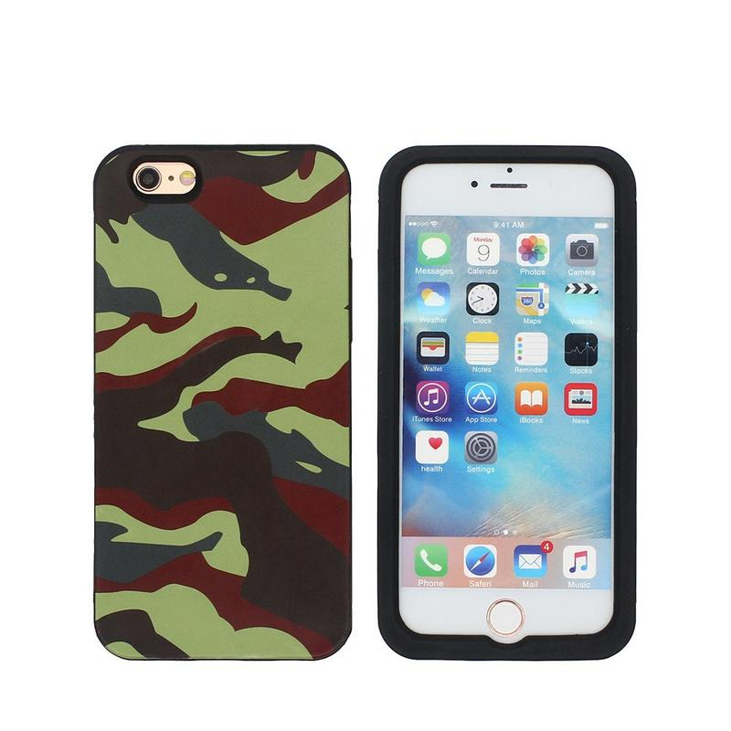 IMD Artwork Pattern iPhone 6 Silicone Phone Case