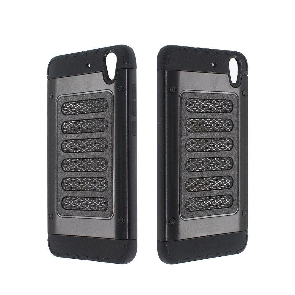 Huawei Y6 II 2in1 grueso TPU caso de teléfono de protección para la venta al por mayor
