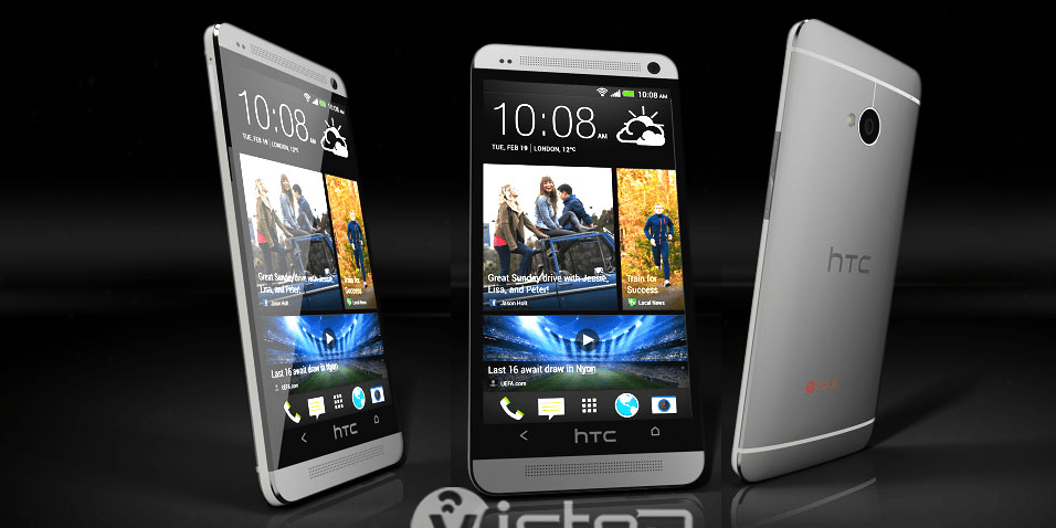 htc one m7 - htc one smartphone - smartphones - 1