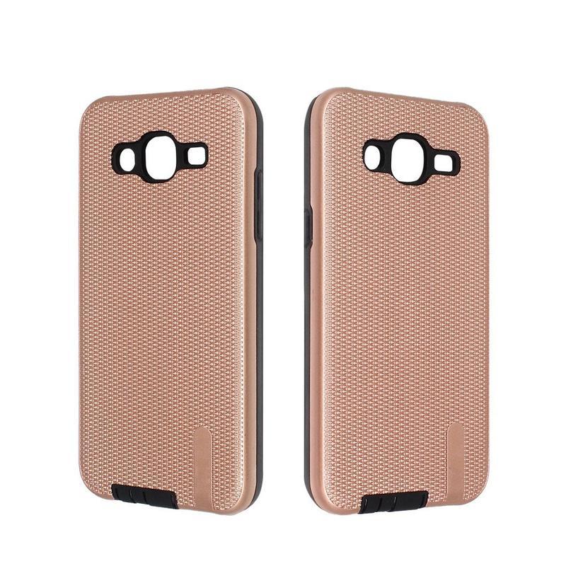 Silk Pattern Dos en un caso de teléfono de prueba de polvo para Samsung J5