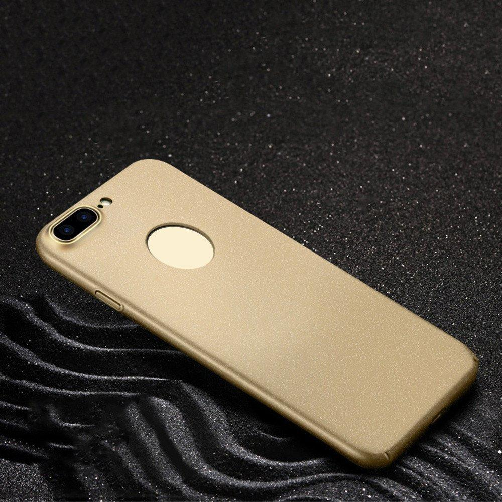 Drop Proof Frosted Ultra Slim iPhone 7 Plus PC Phone Case