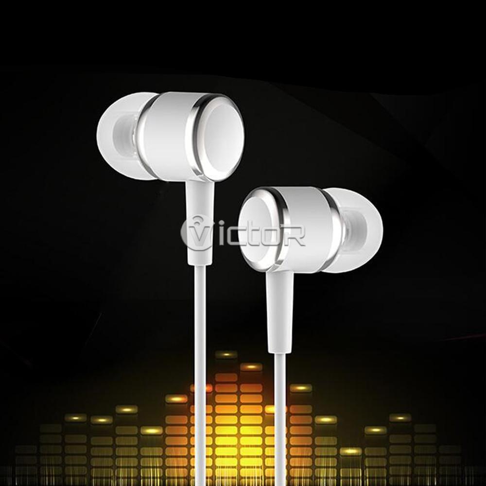 earphones - in ear headphones - wholesale earphone - 1