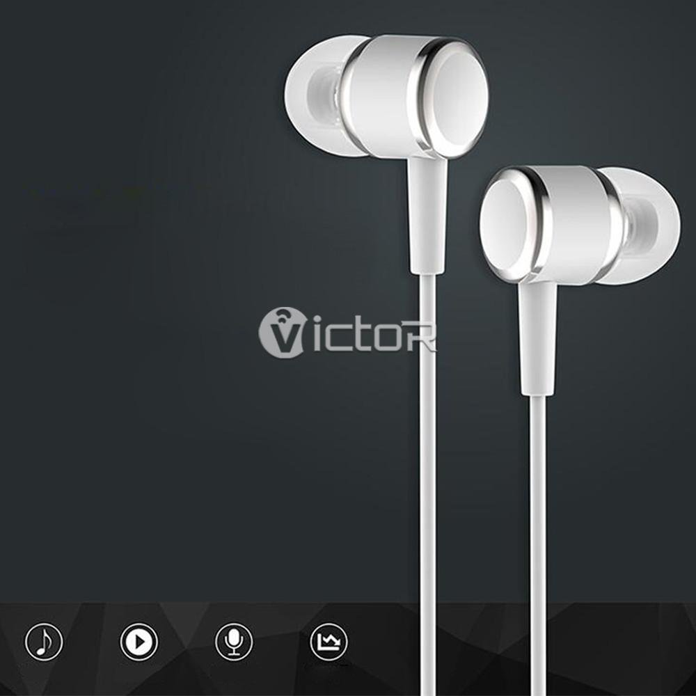 earphones - in ear headphones - wholesale earphone - 2