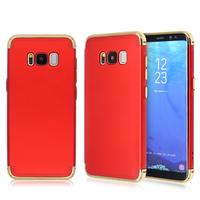 Electroplated PC Bumper Elegant TPU Phone Case for Samsung S8