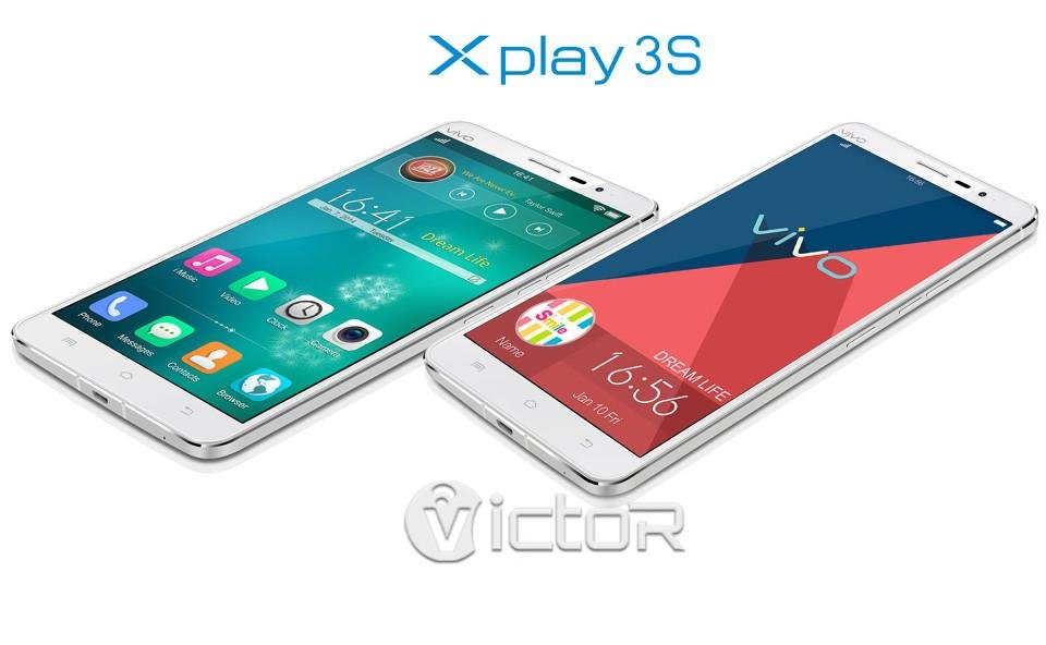 vivo xplay 3s - 2K smartphone screen - 2K screen smartphone - 1