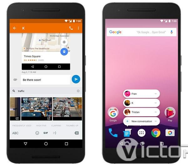 Android 7.1 - new android system - 1