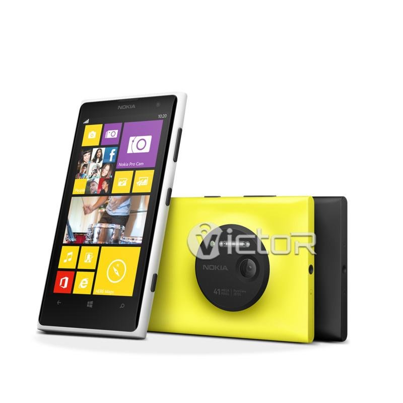 Nokia Lumia 1020 - pc body smartphone - windows smartphone - 1