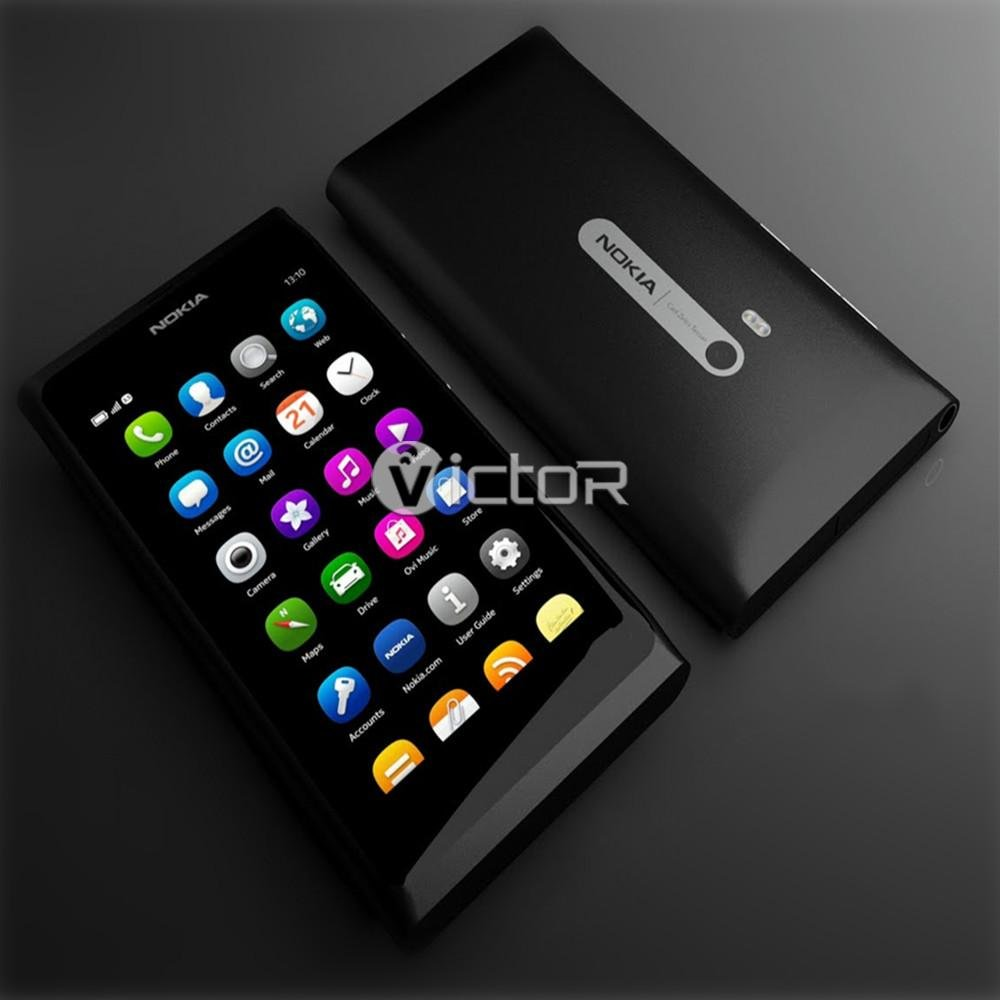nokia n9 - nokia smartphones - pc body smartphone - 1