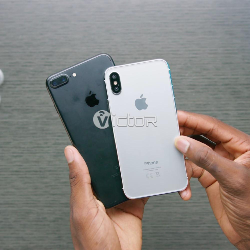 iphone x - apple iphone x - iphone 8 vs iphone x - 1
