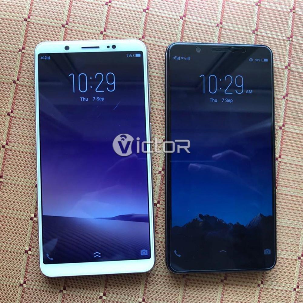Vivo V7 plus - bezel less smartphone - vivo smartphone - 1