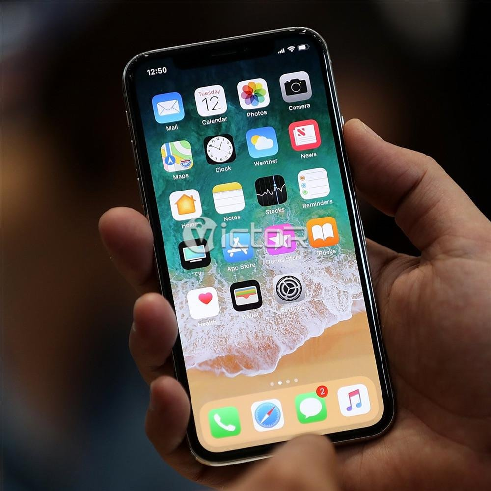 iphone x - bezel less smartphone - edge to edge smartphone - 1