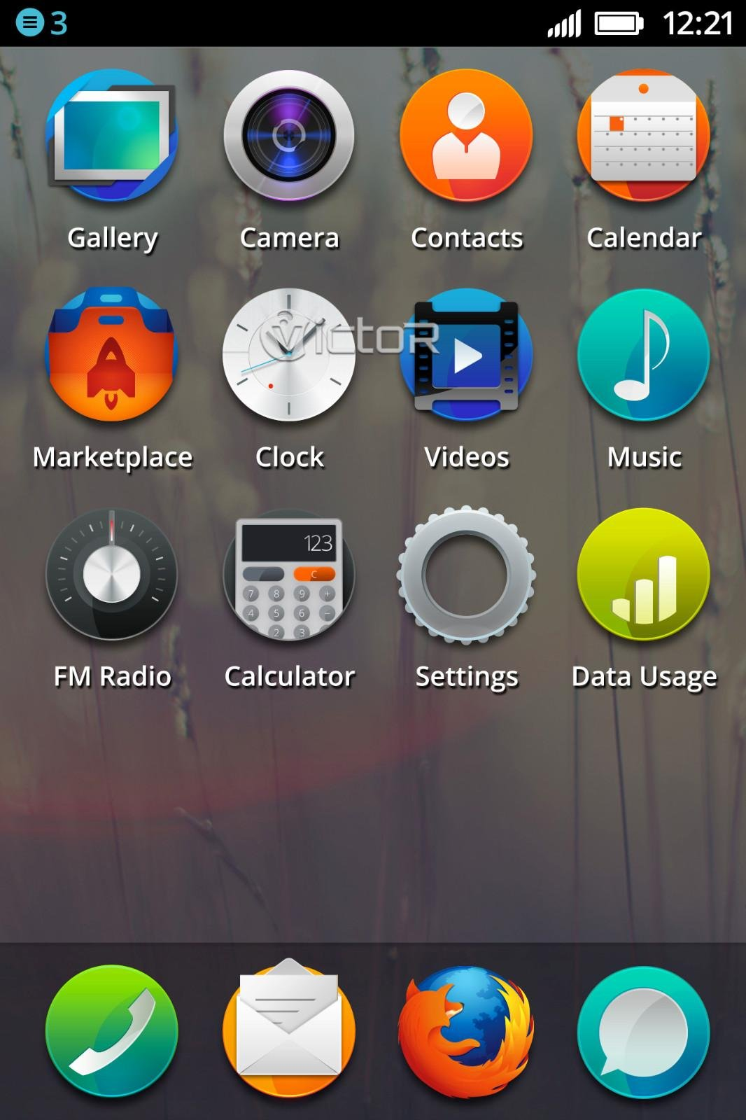 firefox os - firefox operating system - phone operating systems - 1