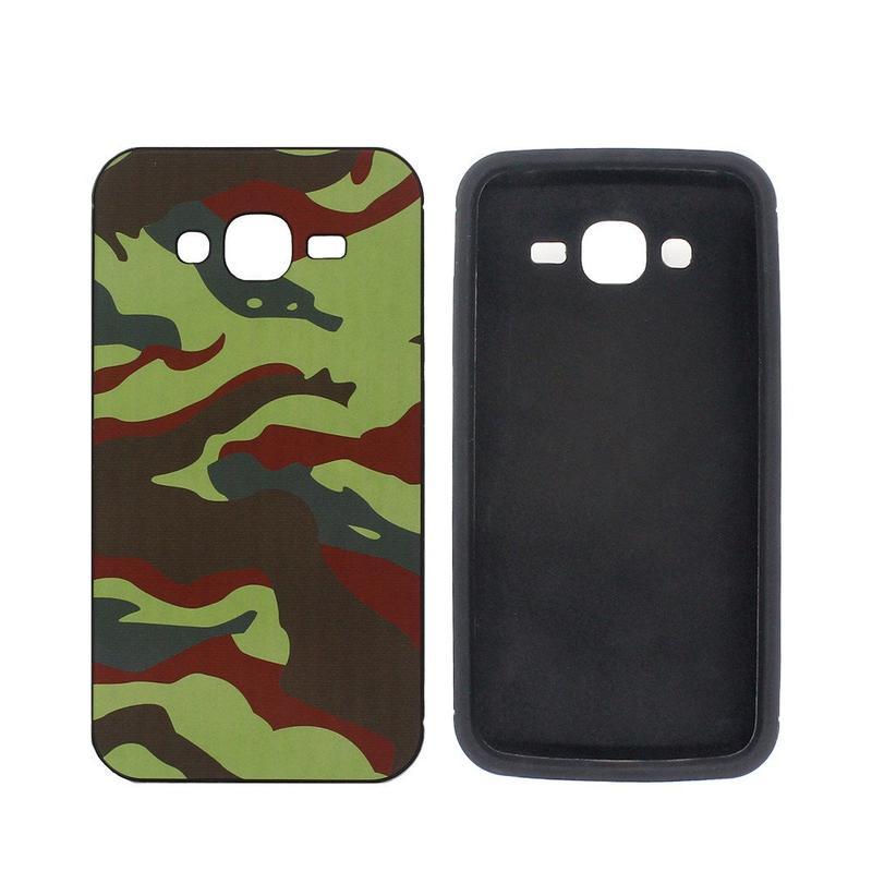 IMD patrón de silicona caso de teléfono para Samsung J5 para la venta al por mayor