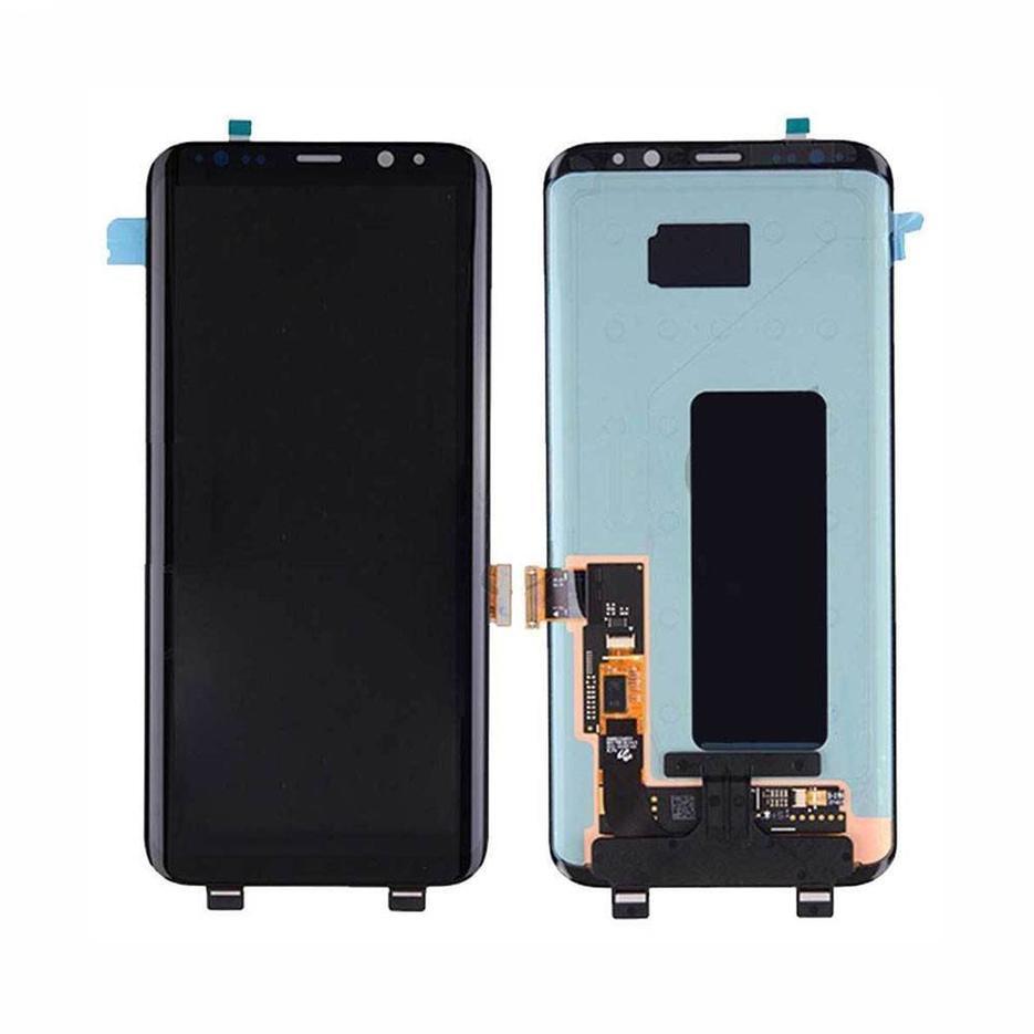 Nuevo teléfono móvil LCD para Samsung S8 Wholesale