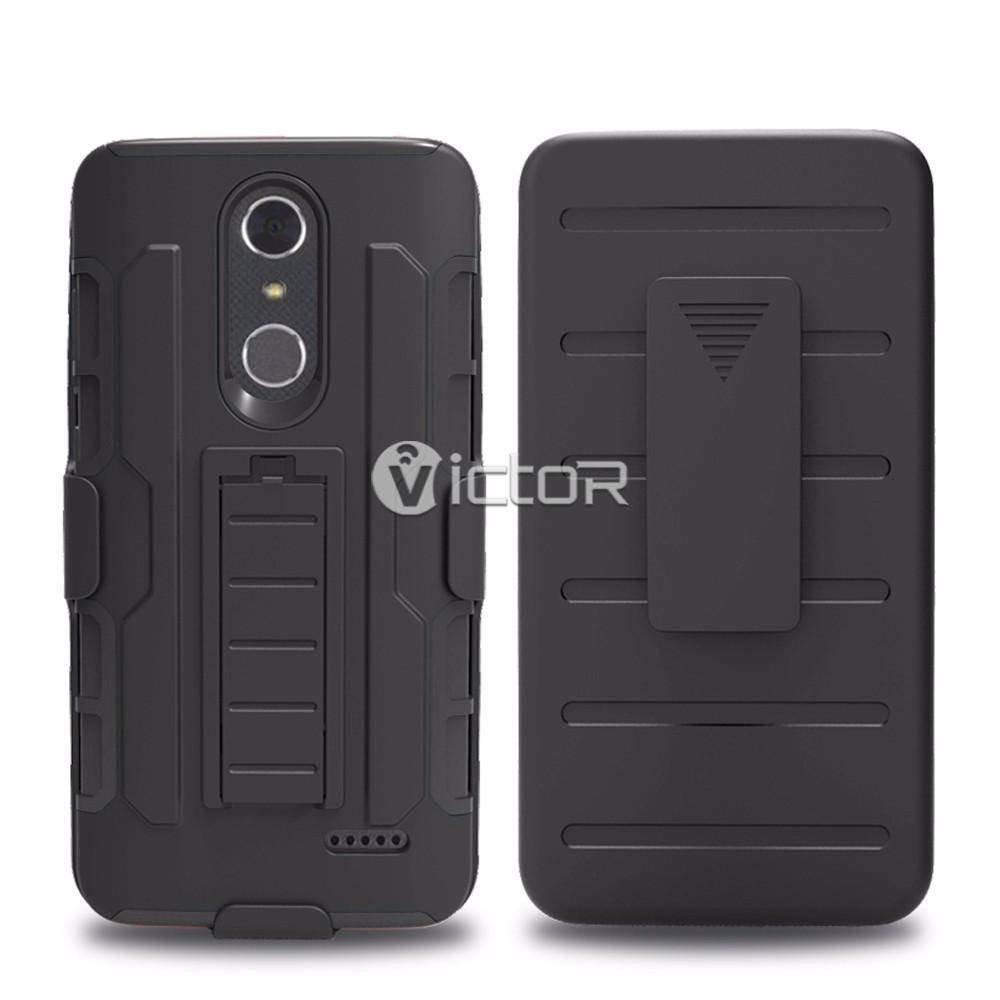 Casos de teléfono de Robot Victor Top calidad ZTE para Grand X4