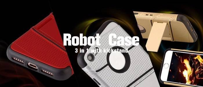 Robot Case with Belt clip