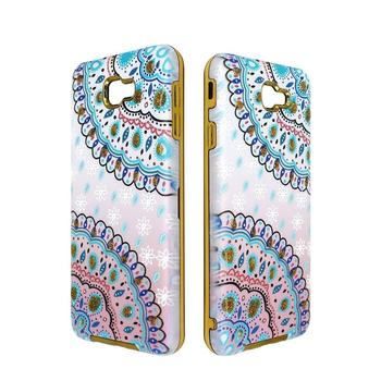 Stealth Stand Samsung J7 Prime Case with TPU Pattern