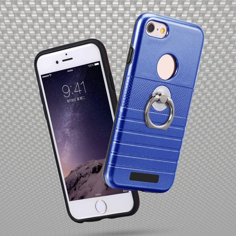 Reliable Shinny Apple iPhone 6 Case with Ring