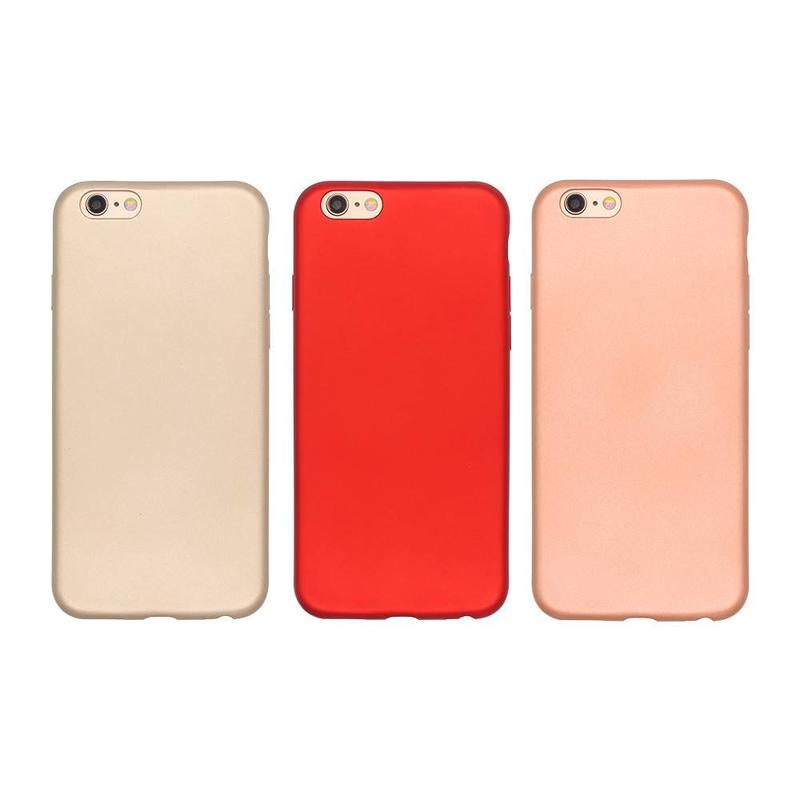 Slim iPhone 6 Case for Wholesale - Protective Rubberized TPU Cases