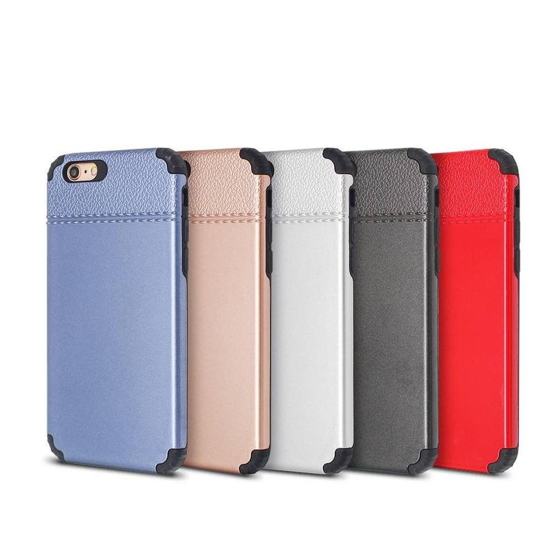 Protective iPhone 6 Case with Thick TPU Corners
