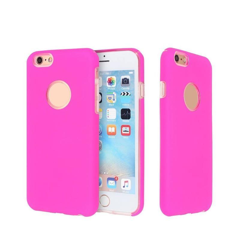 Slim Combo iPhone 6 casos protectores que dan una protección agradable