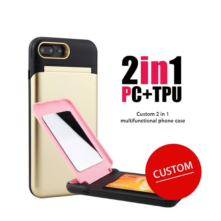 Protector Case with Mirror