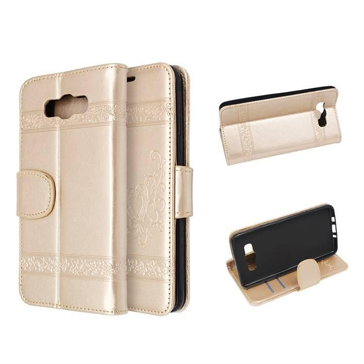 Wallet Case for Samsung J7PRO with Card holder Wholesale