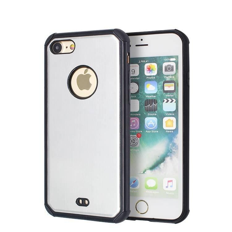 3 Funda protectora en 1 para iPhone 7 al por mayor