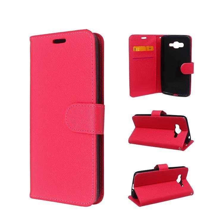 Wholesale Leather Wallet Flip Case for Samsung J2 Prime
