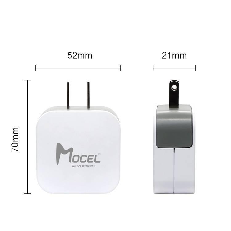 OEM 2 Port USB Universal Travel Wall Charger