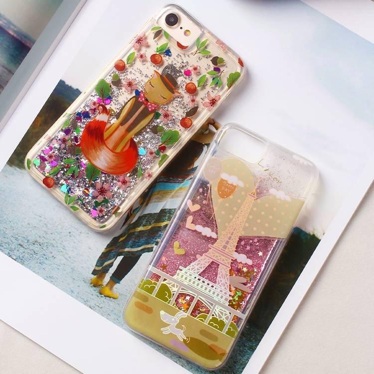 IMD Estuche IMD Liquid para iPhone 7